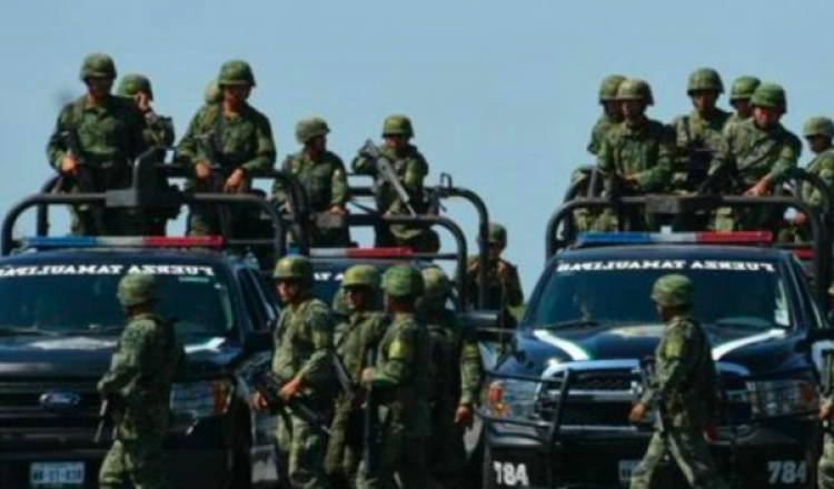 "SEDENA rescata a 34 indocumentados aparentemente ""privados de su libertad"""