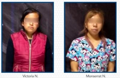 """Detienen a dos mujeres que robaron dinero de una caja fuerte en """"La Vista"""""""