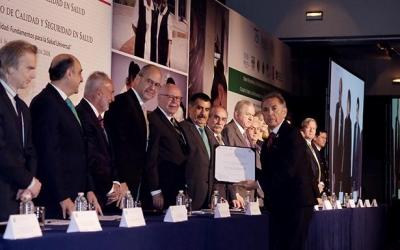 Unidad del IMSS recibe por cuarta vez el Premio Nacional de Calidad en Salud.