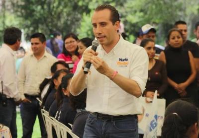 Nancy de la Sierra y JJ deberían ser asesores inmobiliarios y no candidatos: Mario Riestra