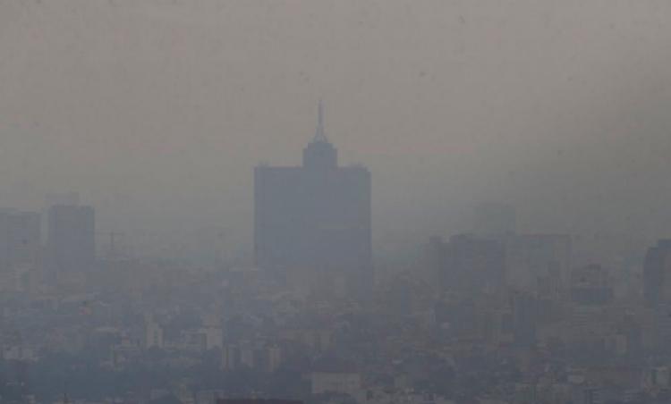 Activan contingencia ambiental en el valle de México por niveles alarmantes de contaminación