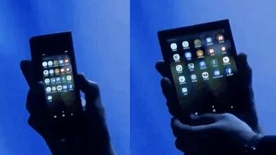 El smartphone plegable de Samsung alcanzaría un precio de locura