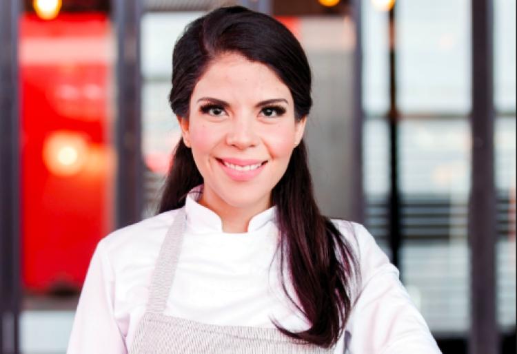 Nombran a Gabriela Ruiz como la mejor chef de México