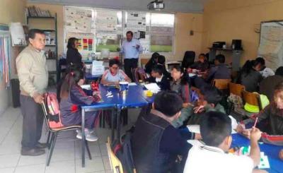 """Programa educativo """"Salud Ambiental"""" arranca en Tizatlán"""