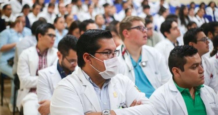 Han cubierto casi totalmente pagos atrasados de médicos residentes