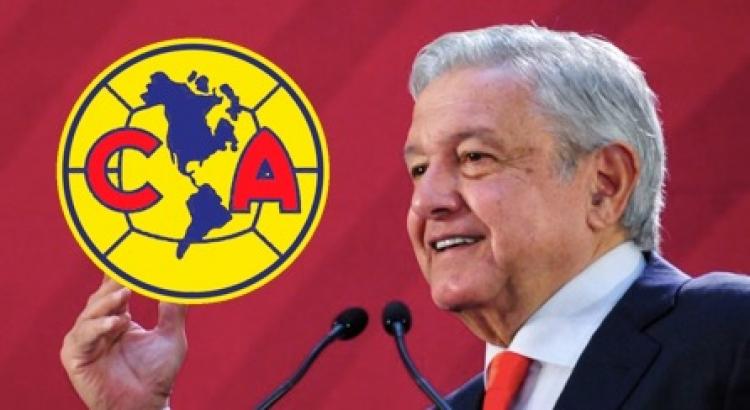 López Obrador dedica emotivo mensaje al América