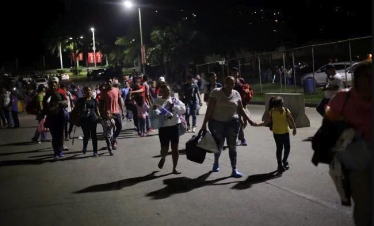 Tijuana se prepara para recibir nueva oleada de migrantes