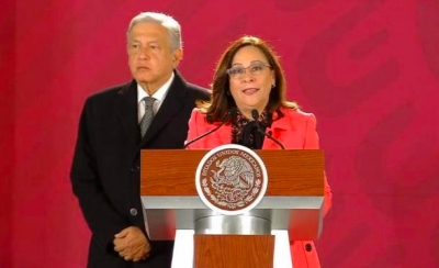 A 100 días de gobierno ocurre cambio de política energética: Rocío Nahle