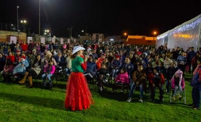 Así iniciaron los festejos decembrinos en Zacatlán