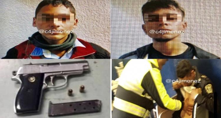 Detienen a ciudadanos hondureños por intento de asesinato contra policía