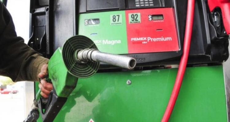 Sin estimulo fiscal se mantienen Gasolinas y Diésel