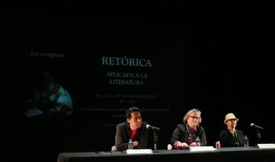 Inauguran el Primer Congreso de Retórica Aplicada a la Literatura