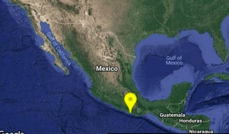 No se reportan daños tras sismo de 4.8 en Oaxaca
