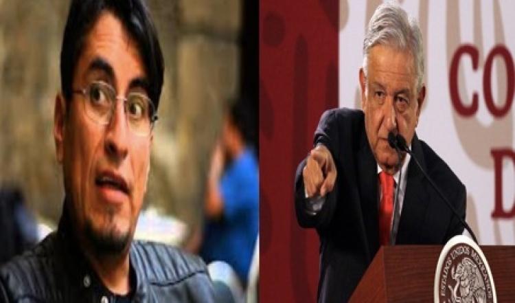 Periodista propone que medios dejen de cubrir mañaneras de López Obrador