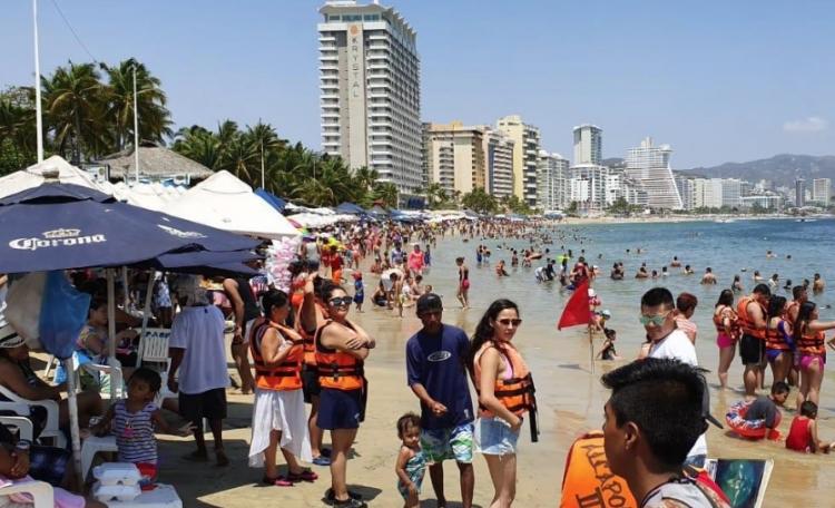 México reporta una ocupación hotelera de 81.4 por ciento en Semana Santa