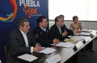 Reportan 2 detenidos por fuga de gas en Villa Frontera