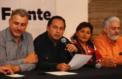 """""""Por Puebla al Frente"""" respalda decisión de recontar votos del TEPJF"""
