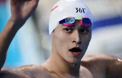 Suspenden ocho años a nadador chino que destruyó sus muestras antidopaje