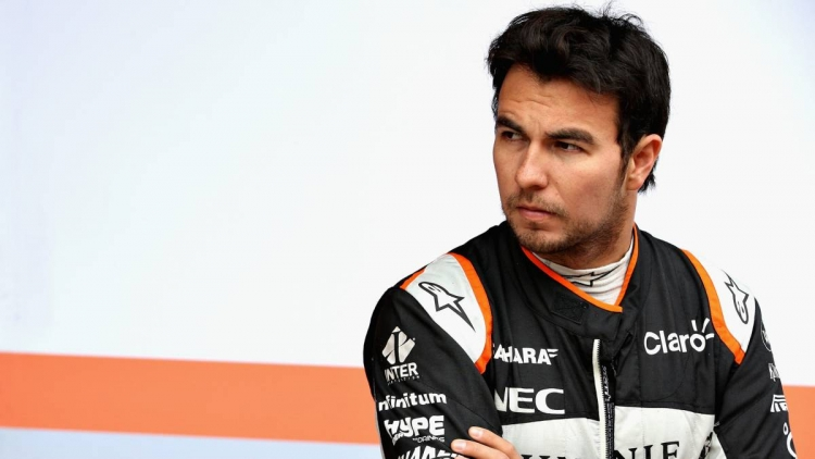 'Checo' Pérez continuará con Force India en 2019
