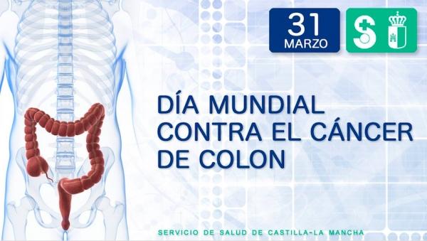 31 de marzo, día mundial contra el cáncer de colon