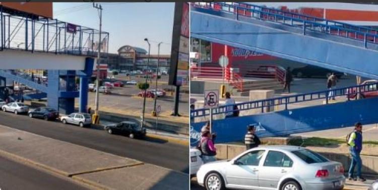 Un día en la vida de un taxista pirata en Puebla
