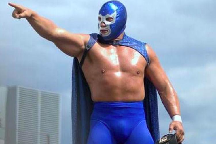 Blue Demon tendrá película, show en vivo y hasta videojuego gracias a Moxie 88.