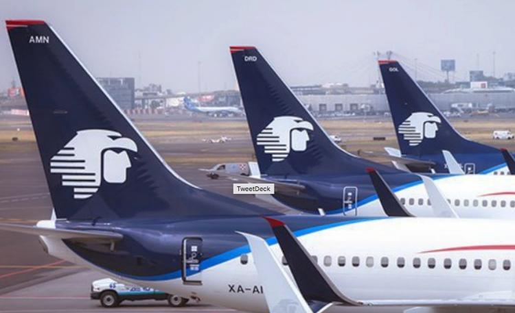 Conoce las rutas de Aeroméxico que desaparecerán en 2019