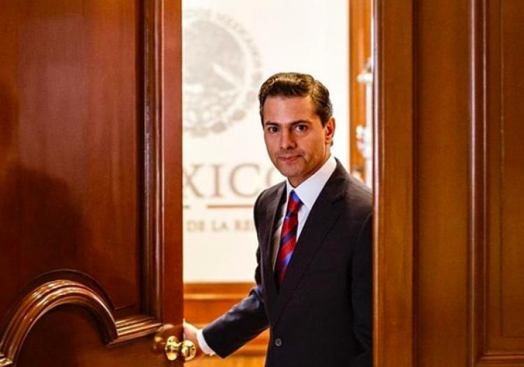 INAI ordena revelar viáticos de EPN en Los Pinos