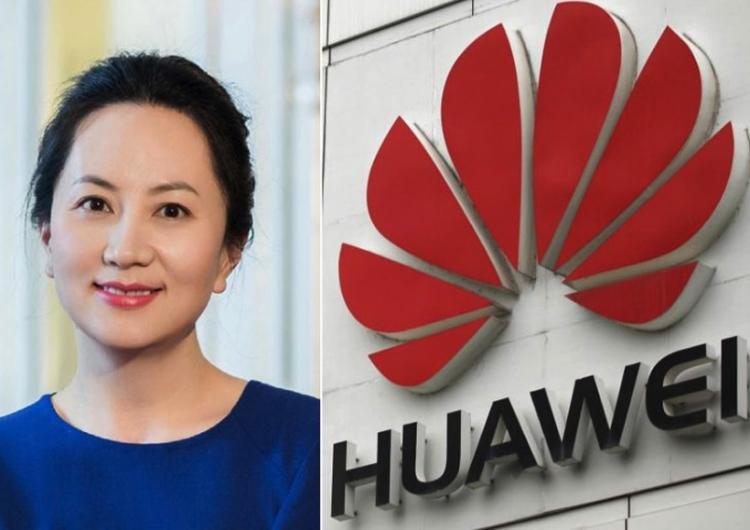 Directora Financiera de Huawuei es detenida en Canadá