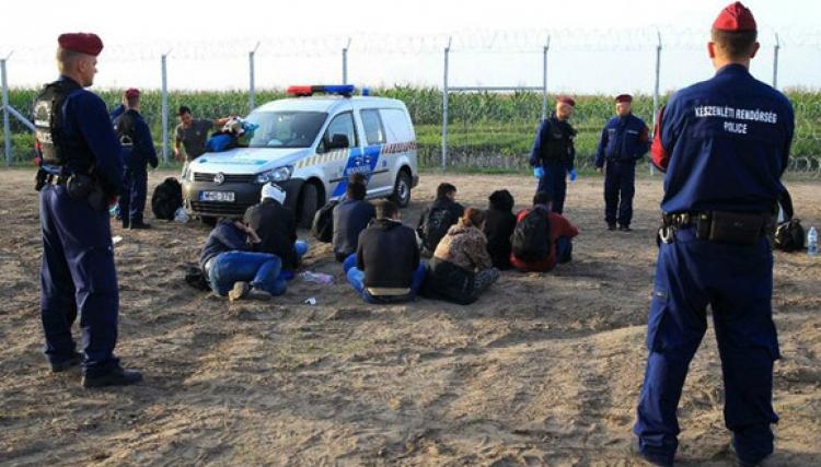 Arrestos de Migrantes logran nuevo récord en la frontera de México con EU
