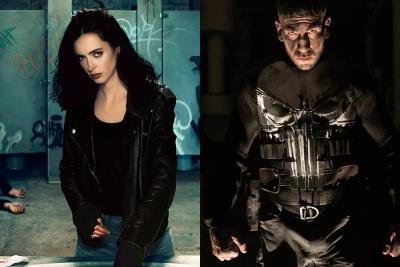Netflix cancela las series de 'Jessica Jones' y 'The Punisher'