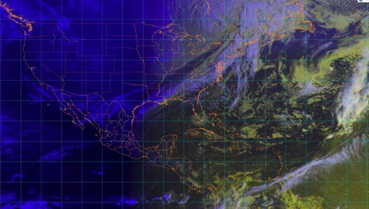 Tormentas muy fuertes y actividad eléctrica se pronostica para estas zonas